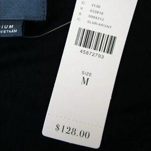 Anthropologie Dresses - Anrtho Metallic Flare M Dress Maeve Cap Sleeve